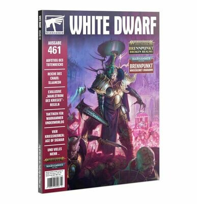 White Dwarf 461 - 2021 Februar (Deutsch) - Games Workshop