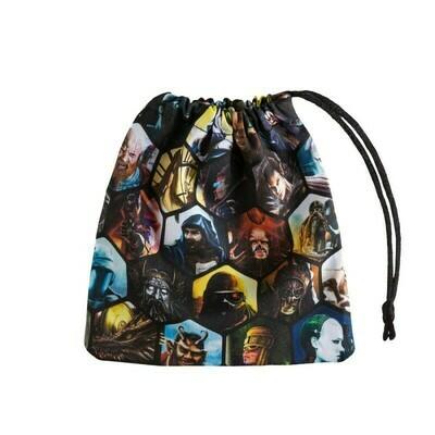 Bag Branded Fullprint Dice Pouch - Würfeltasche