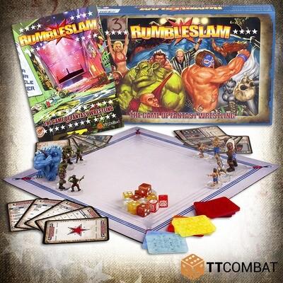 RUMBLESLAM 2-Player Starter Box - TTC