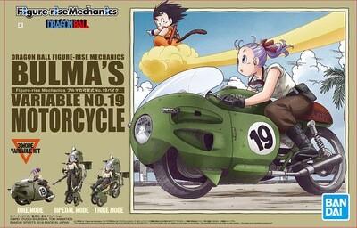 FIGURE RISE MECH BULMA MOTORCYCLE Variable No.19 - Bandai - Gunpla
