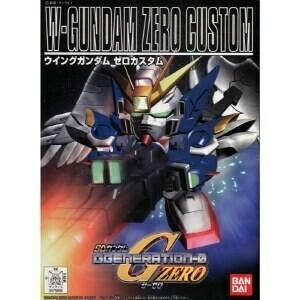 BB GUNDAM W ZERO CUSTOM #203 - Bandai - Gunpla