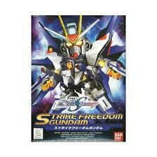 BB GUNDAM STRIKE FREEDOM #288 - Bandai - Gunpla