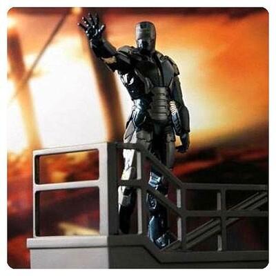 IRON MAN BATTLE COLL MARK 40 MK - Bandai - Gunpla