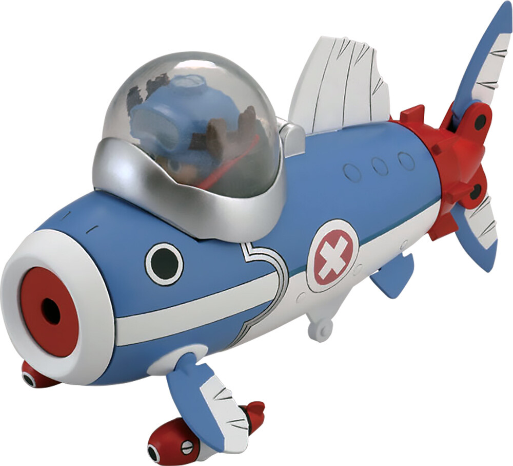 ONE PIECE CHOPPER ROBOT #3 CHOPPER SUBM - Bandai - Gunpla