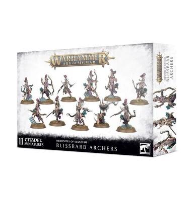 Blissbarb Archers - Hedonites of Slaanesh - Warhammer - Age of Sigmar - Games Workshop