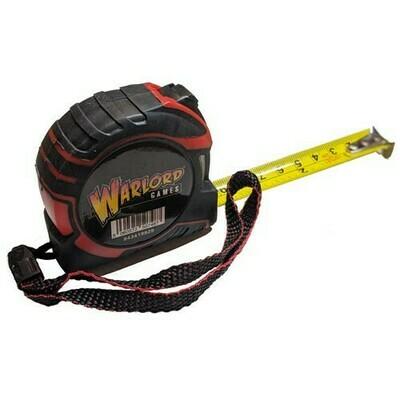Warlord Tape Measure - Massband - Army Painter Warpaints