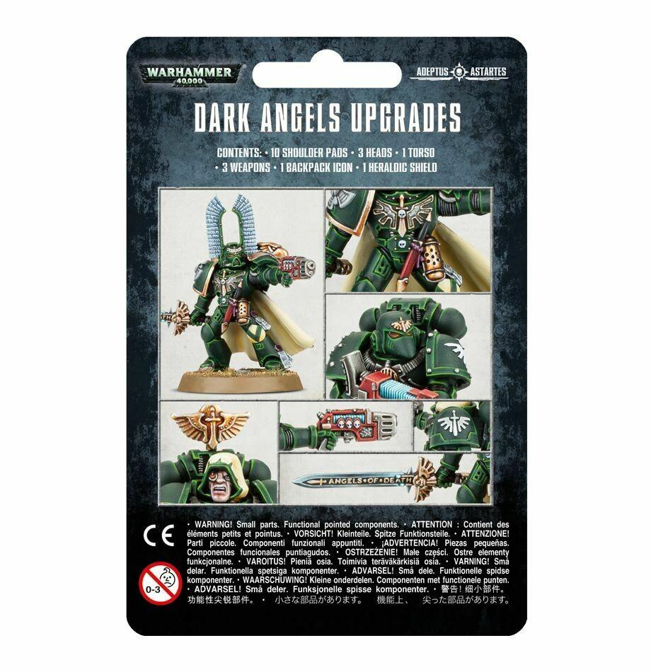 Dark Angels Upgrade Pack Upgrades - Warhammer 40.000 - Games Workshop