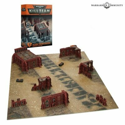 Kill Team Killzone: Sector Fronteris Environment Expansion - Warhammer 40K - Games Workshop