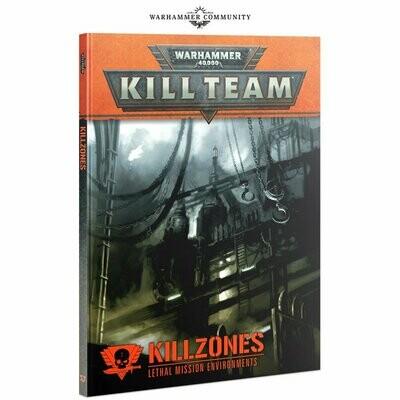 Kill Team: Killzones (Deutsch) - Warhammer 40K - Games Workshop