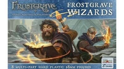 Frostgrave Wizards - Frostgrave - Northstar Figures