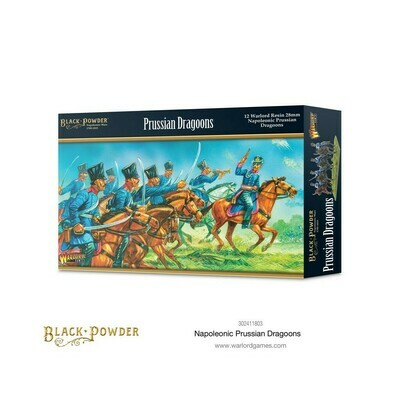 Prussian Dragoons - Black Powder - Warlord Games