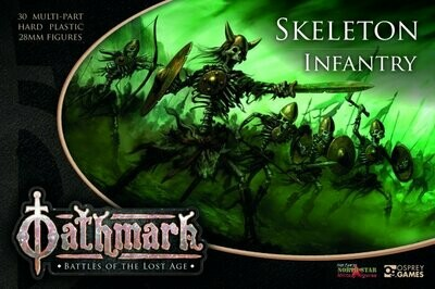 Skeleton Infantry - Oathmark