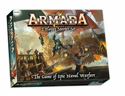 Kings Of War: Armada Two Player Starter Set – Mantic Games