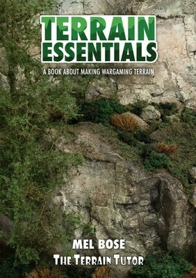 Terrain Essentials - Buch - Mel Bose – The Terrain Tutor