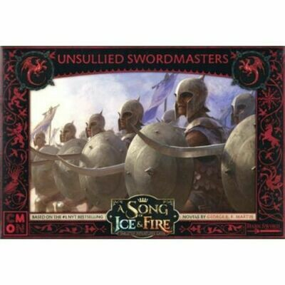A Song Of Ice And Fire Core Box - Targaryen Unsullied Swordsmen - EN