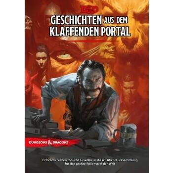 Dungeons & Dragons D&D: Geschichten aus dem Klaffenden Portal - DE