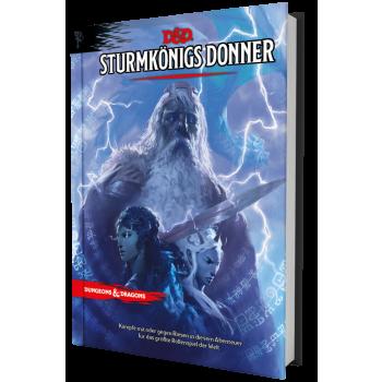 Dungeons & Dragons D&D: Sturmkönigs Donner - DE