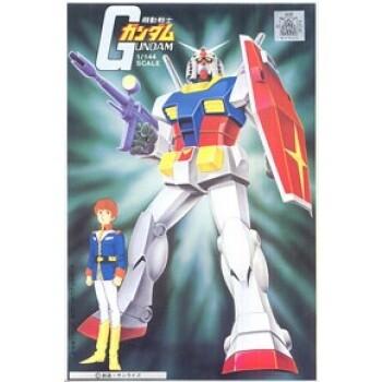 Gundam - 1/144 GUNDAM - Bandai - Gunpla
