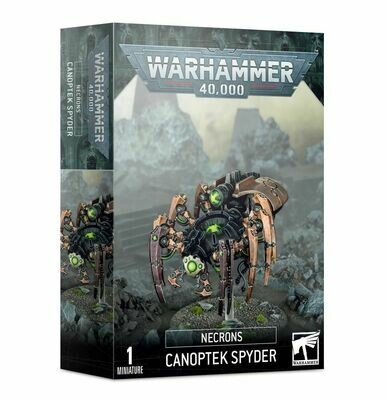 Necrons Canoptek Spyder - Warhammer 40.000 - Games Workshop