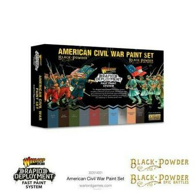 Epic Battles: ACW American Civil War Paint Set  - Warlord Games