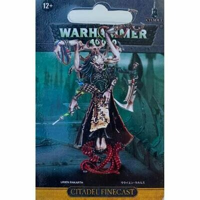 MO: Urien Rakarth - Drukhari - Warhammer 40.000 - Games Workshop
