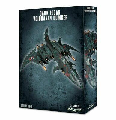MO: Dark Eldar Voidraven Bomber- Warhammer 40.000 - Games Workshop