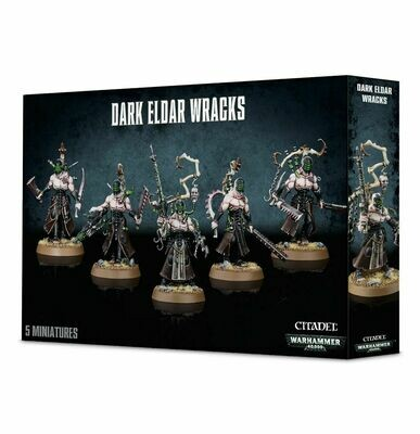 MO: Dark Eldar Wracks - Drukhari - Warhammer 40.000 - Games Workshop