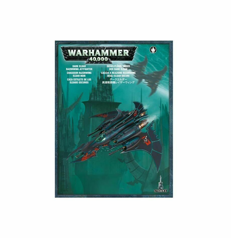 MO: Razorwing Jetfighter - Drukhari - Warhammer 40.000 - Games Workshop