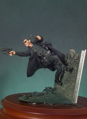 Virtual Fighter 54 mm 1/32 - Andrea Miniatures