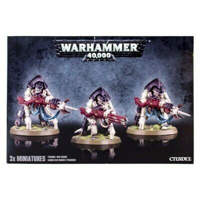 MO: Tyranid Hive Guard Tyrantenwache - Warhammer 40.000 - Games Workshop