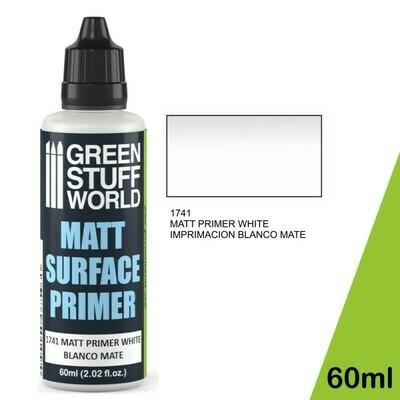 Matt Surface Primer 60ml - White - Greenstuff World