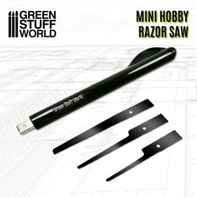 Hobby Razor Saw Hobby Säge Modellbau - Greenstuff World