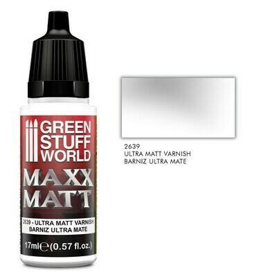 Maxx Matt Varnish - Ultramate  - Greenstuff World