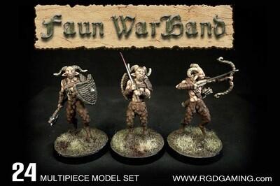 Fauns (24) - Faune - RGD Gaming