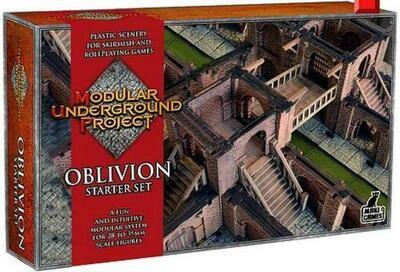 Oblivion Starter Set - Modular Underground Project