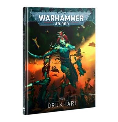 Codex: Drukhari (Englisch) - Warhammer 40.000 - Games Workshop