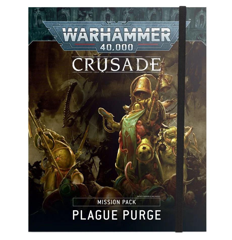 Crusade Mission Pack: Plague Purge (Englisch) - Warhammer 40.000 - Games Workshop