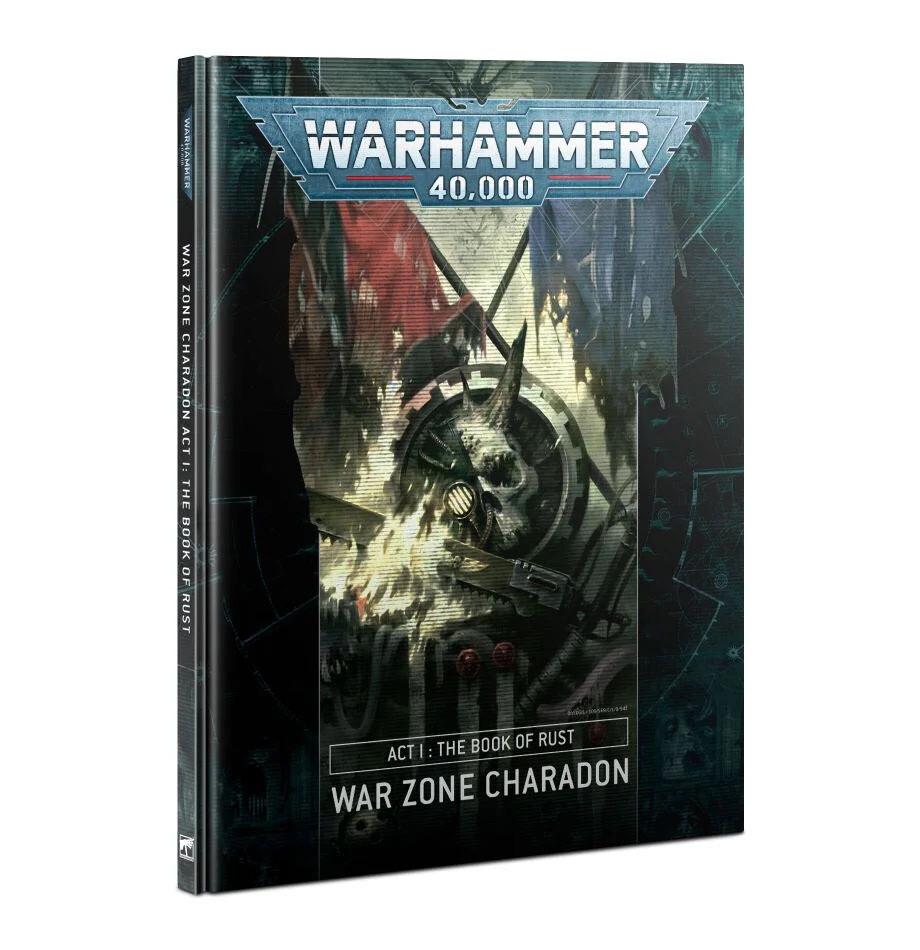 War Zone Charadon – Act I: The Book of Rust (Englisch) - Warhammer 40.000 - Games Workshop