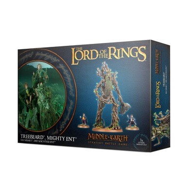 LOTR: Baumbart™, der mächtige Ent™ Treebeard - Lord of the Rings - Games Workshop