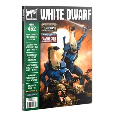 White Dwarf 461 - 2021 März (Deutsch) - Games Workshop