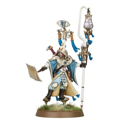 Scinari Calligrave - Lumineth  - Warhammer Age of Sigmar - Games Workshop