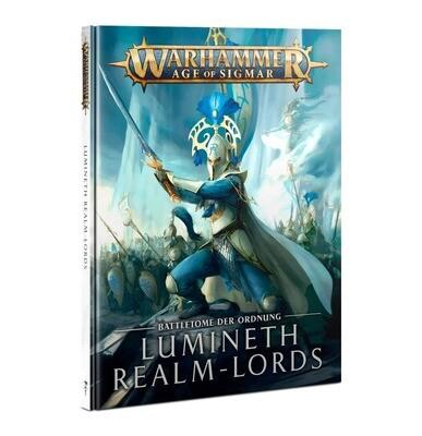 Battletome: Lumineth Realm-lords (English) NEW - Warhammer Age of Sigmar - Games Workshop