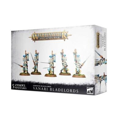 Vanari Bladelords - Lumineth  - Warhammer Age of Sigmar - Games Workshop