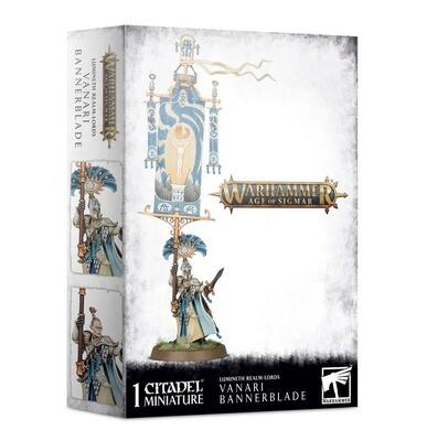 Vanari Bannerblade - Lumineth  - Warhammer Age of Sigmar - Games Workshop