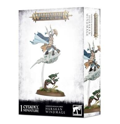 Hurakan Windmage - Lumineth  - Warhammer Age of Sigmar - Games Workshop