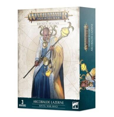 Broken Realms: Arcobalde Lazerne – Kriegsmagi von Xintil - Freeguild - Warhammer Age of Sigmar - Games Workshop