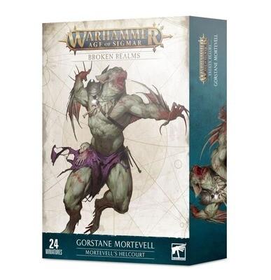 Broken Realms: Gorstane Mortevell – Mortevells höllischer Hofstaat - Fleshtearer - Warhammer Age of Sigmar - Games Workshop