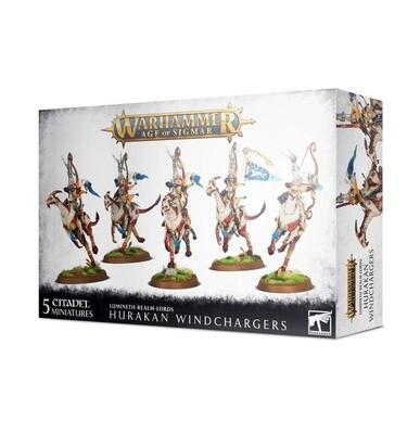 Hurakan Windchargers - Lumineth  - Warhammer Age of Sigmar - Games Workshop