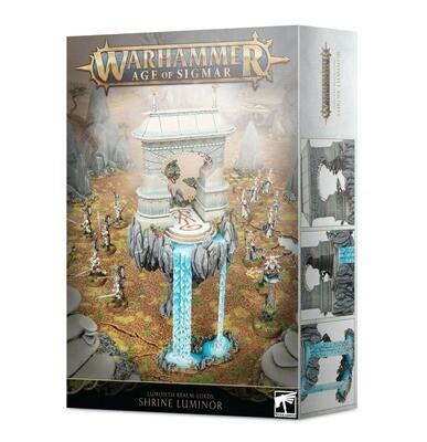Shrine Luminor - Lumineth  - Warhammer Age of Sigmar - Games Workshop