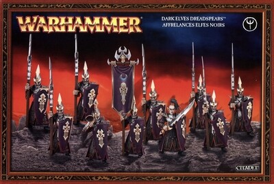 MO: Dreadspears - Darkling Coven - Games Workshop